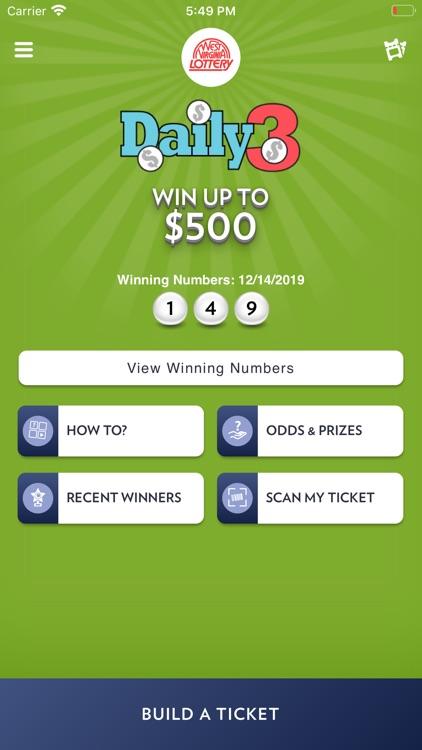 WV Lottery screenshot-5