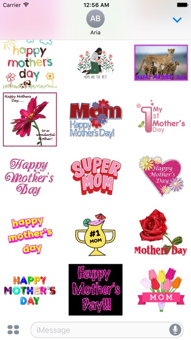 Happy Mother's Day Sticker screenshot 2