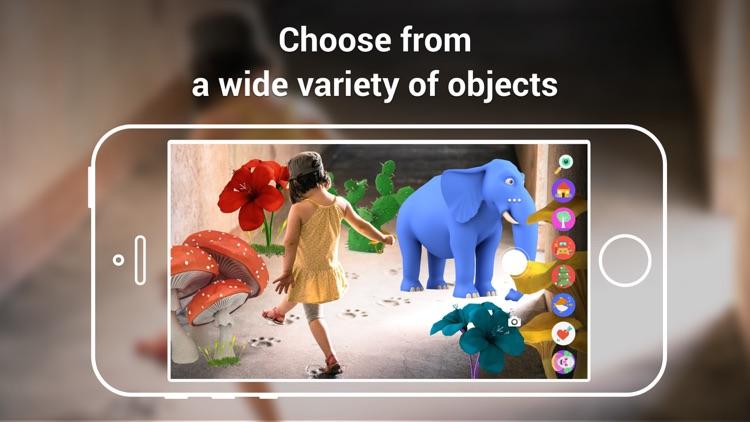Leo AR Augmented Reality Video screenshot-3