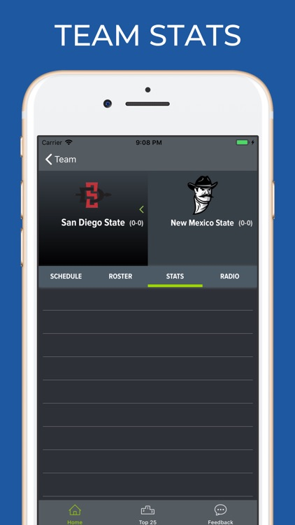 San Diego State Football App screenshot-3