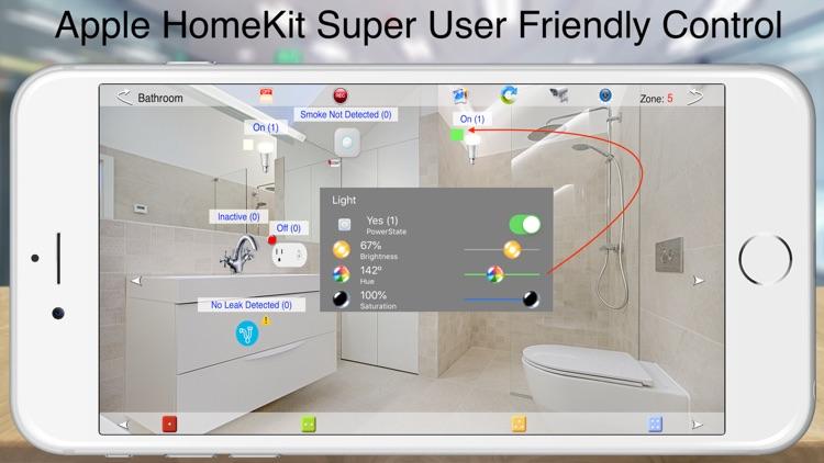 HOS SmartHome for HomeKit Live screenshot-8