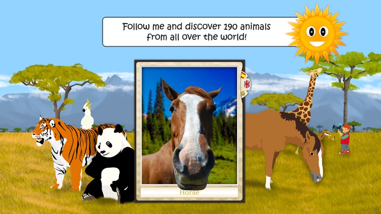 Find Them All: Animal World screenshot-0