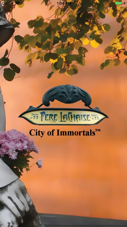 Pere-Lachaise screenshot-0