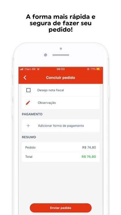 D' Lagoa Restaurante screenshot 5