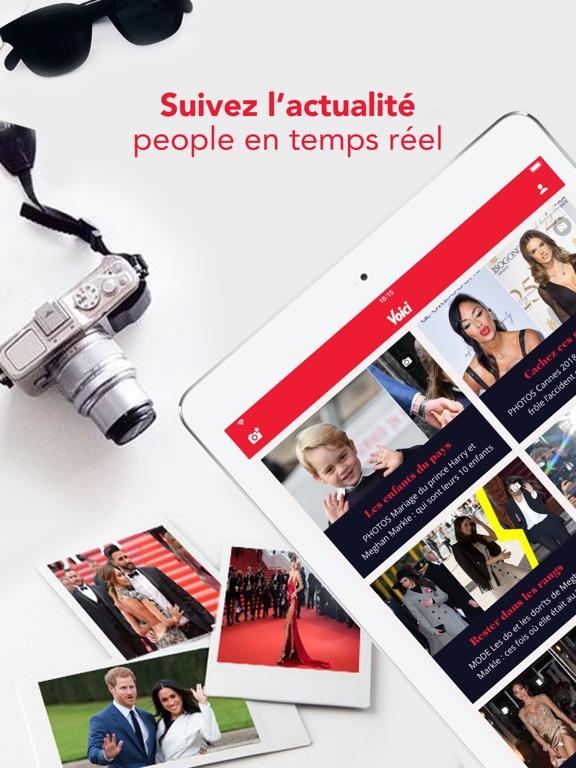 Screenshot #4 pour Voici News : Actu people