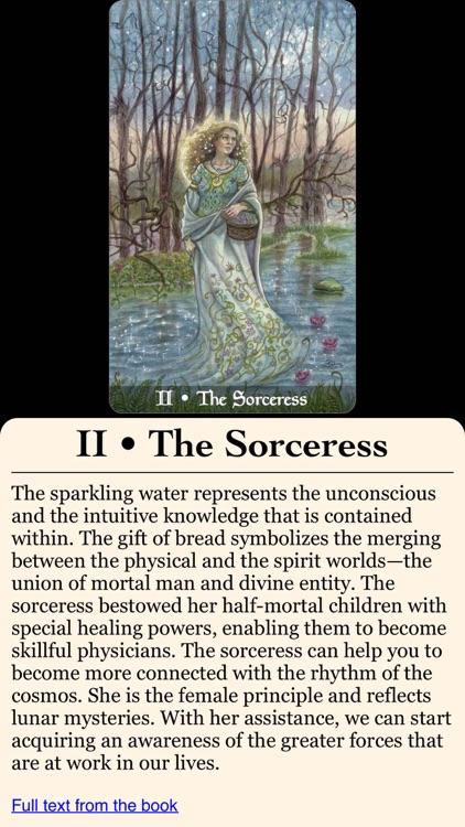 The Fairy Tale Tarot screenshot-3