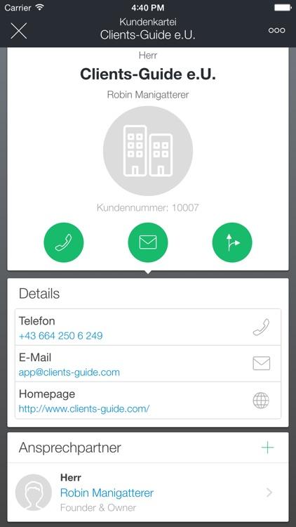 Clients-Guide screenshot-3