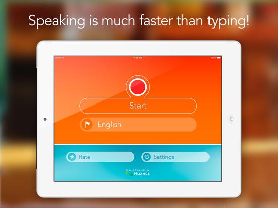 Speech Recogniser HD Screenshots