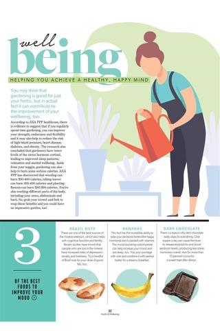 Your Fitness Magazine - náhled