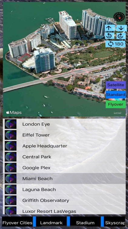 3D Cities and Places screenshot-4