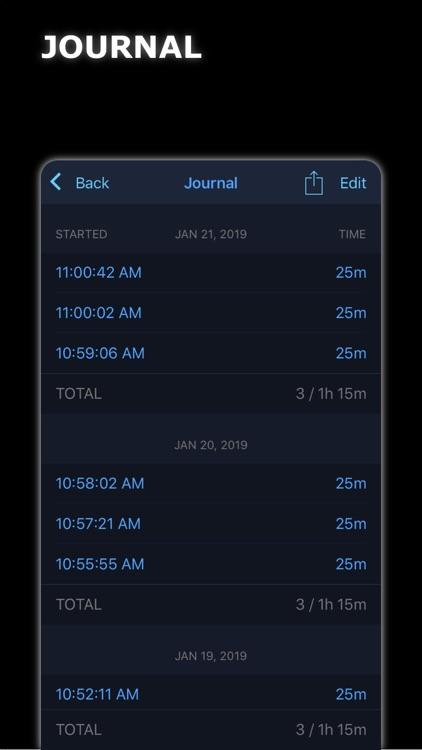 MultiTimer: Multiple timers screenshot-9