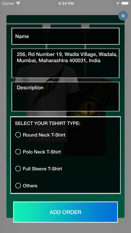 Tshirt Printing Customer screenshot-4