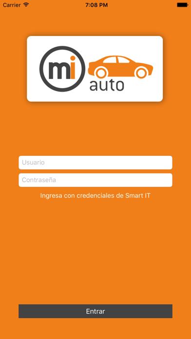 Mi Auto - Asesor screenshot two