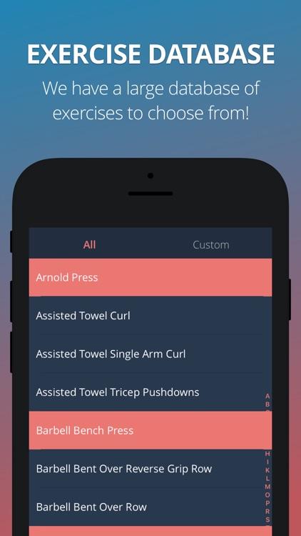 FitTrack - Premium Fitness screenshot-5