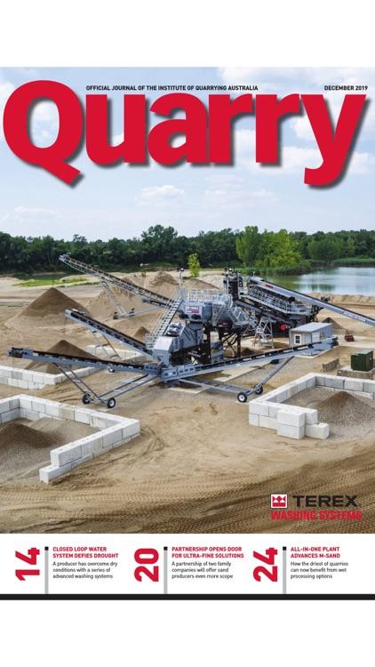 Quarry Magazine