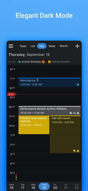 Calendars By Readdle On The App Store