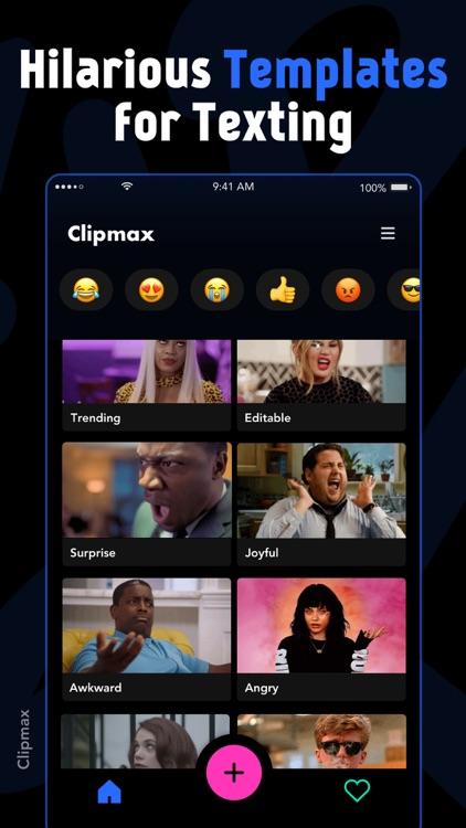 Clipmax | Fun Video Meme Maker