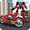 トロン自転車ロボット変身3D - iPhoneアプリ