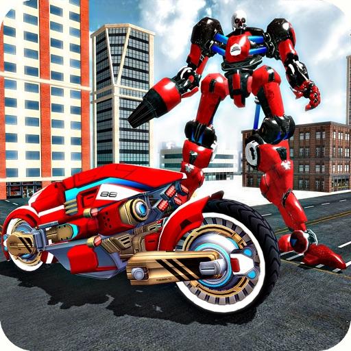 Tron Bike Transform Robot - Life Rider