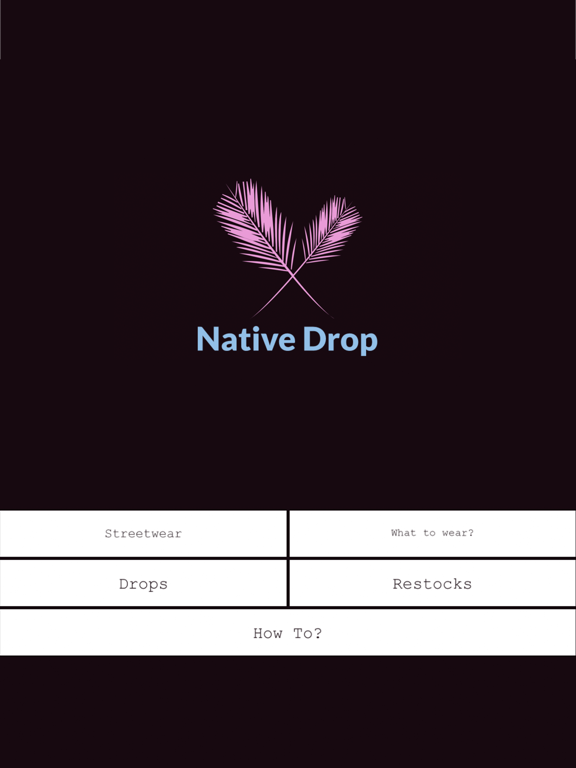 Native Drop screenshot 3