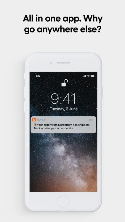 Honey Smart Shopping Assistant screenshot-7