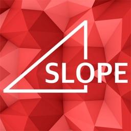 SLOPE: Ramp Slope Calculator