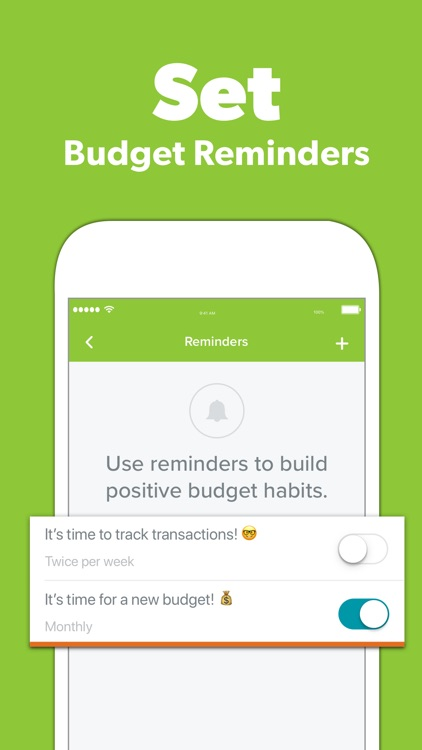 EveryDollar Easy Budgeting App screenshot-4