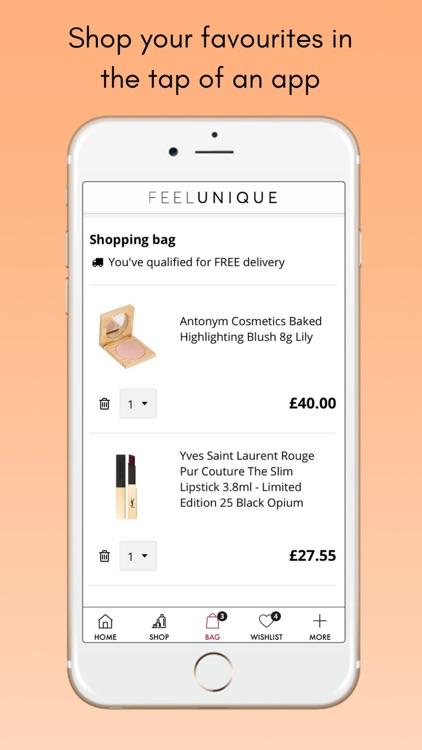 Feelunique: The best in beauty screenshot-3