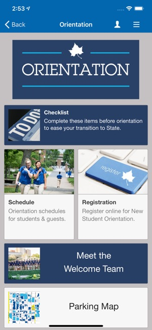 ISU Mobile on the App Store on indiana state university virtual tour, appalachian state university parking map, ball state university parking map, durham college parking map, cal state long beach parking map, bowling green state university parking map, augsburg college parking map, indiana university colleges map, indiana university basketball parking map, montclair state university parking map, kennesaw state university parking map, msu wharton center map, truman state university parking map, indiana university building map, indiana state university weather, san jose state university parking map, assembly hall indiana university parking map, norfolk state university parking map, indiana turkey run state park map, wayne state university parking map,