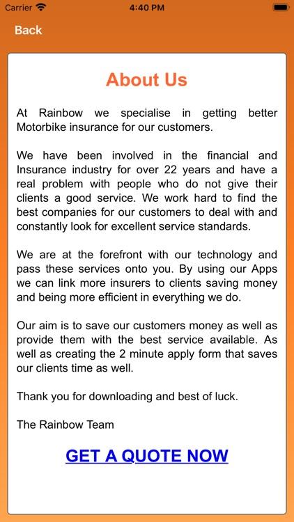 Motorbike Insurance UK screenshot-3