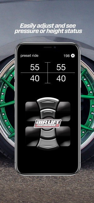 Air Lift Performance 3 on the App Store