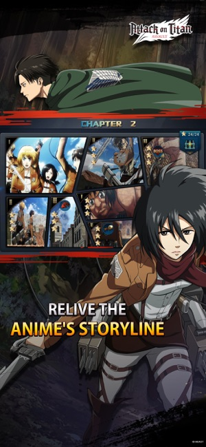 How to hack Attack on Titan: Assault for ios free