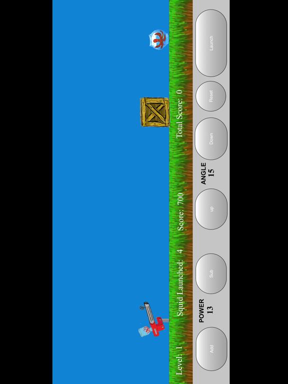 Squid Launcher screenshot 4