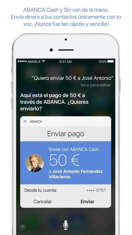 ABANCA - Mobile banking screenshot-5
