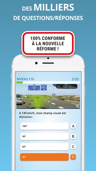 Code de la Route 2020. screenshot 3