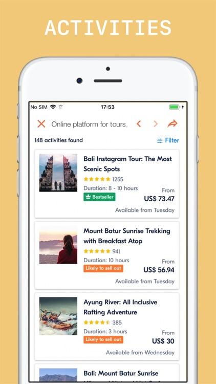 Bali Travel Guide . screenshot-5
