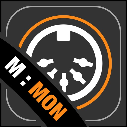 MIDI SWEET: MIDI Monitor2 (AU)