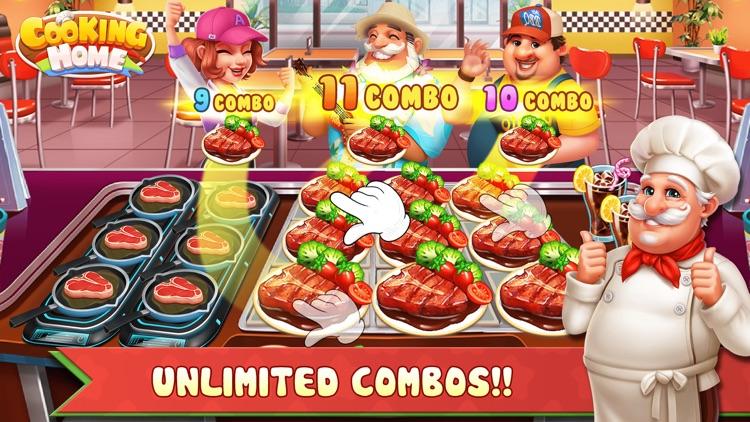 Cooking Home: Cooking & Design screenshot-7