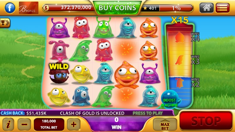 OMG! Fortune Slots Casino 2019