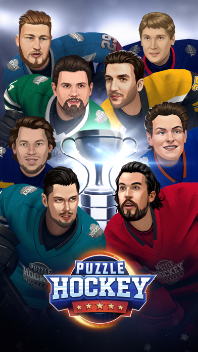 Puzzle Hockey screenshot 9