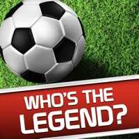 Codes for Whos the Legend? Football Quiz Hack