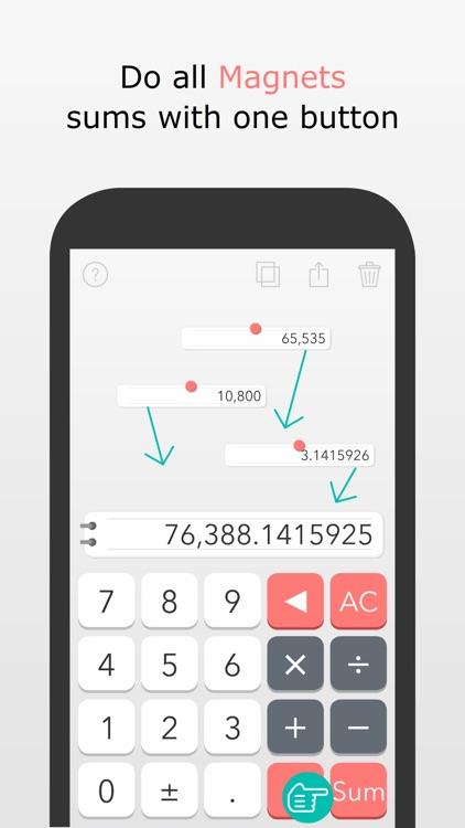Magnet Calculator screenshot-3