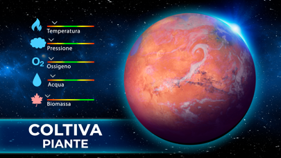 Screenshot of TerraGenesis: Gioco di Scienze2