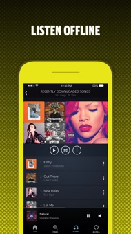 Amazon Music iphone images