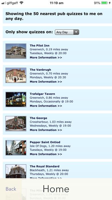 Pub Quizzers screenshot three