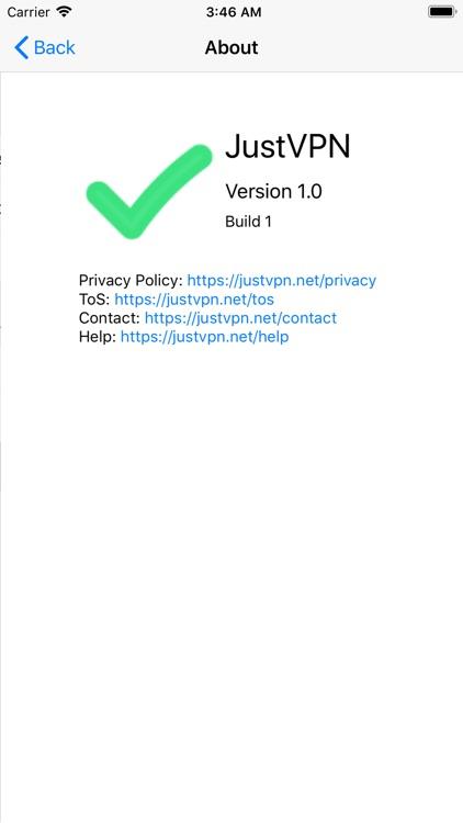 JustVPN screenshot-4