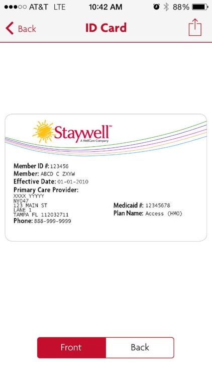 Staywell by WellCare Health Plans, Inc