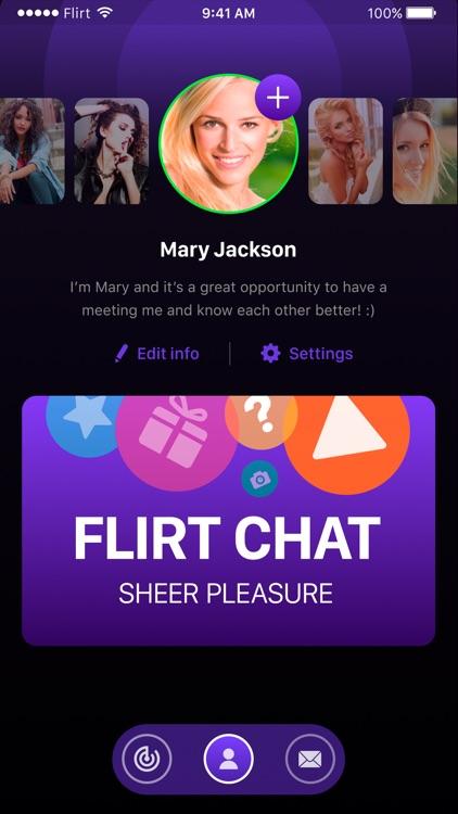 Flirt Chat! Hookup Dating App