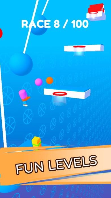 Basket Race 3D screenshot 4