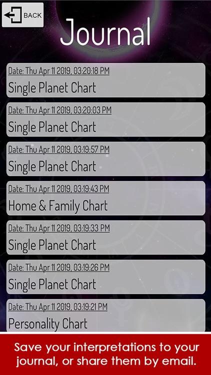 Starspeak Astrology Oracle screenshot-4